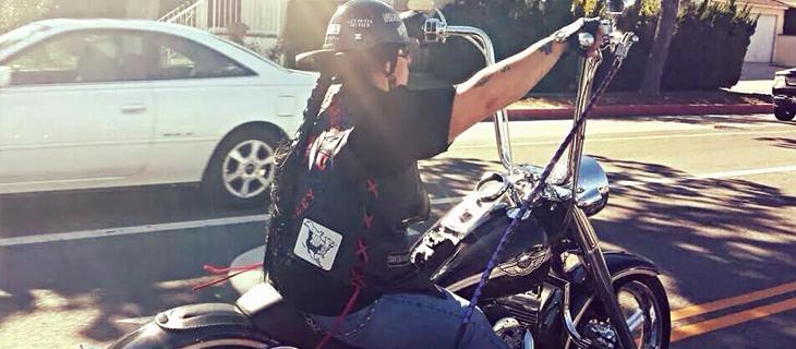 Why I Ride... Morticia