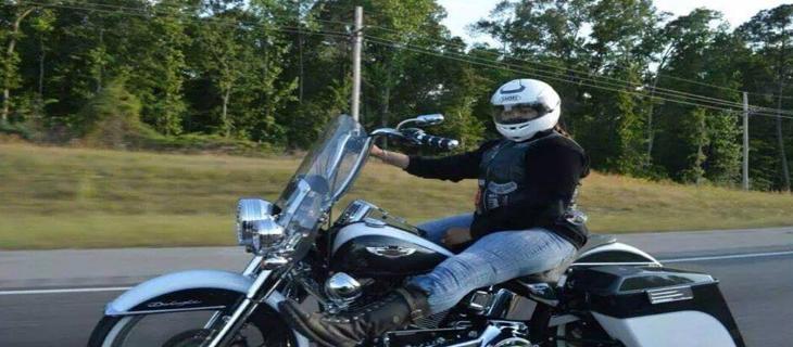 Why I Ride... Thunderkat