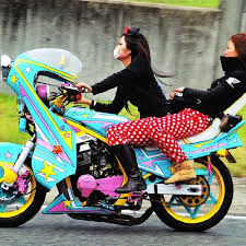 The Bosozoku Girls